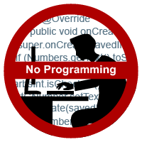 No need programming skill
